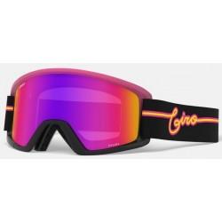 GIRO Dylan Pink Neon Lights/Rose Spectrum/Yellow S21