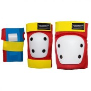 Комплект защиты дет. Los Raketos LRC-003 p-p red/yellow