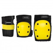 Комплект защиты Los Raketos Combi LRK-006 yellow