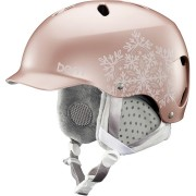 Шлем Bern LENOX EPS (Rose gold snowflake)