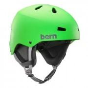 Шлем Bern EPS Team Macon Neon Green