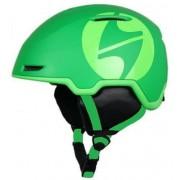Шлем Blizzard Viper Dark Green Matt/Bright Green Matt/ Big Logo S21