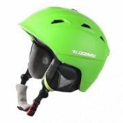 Шлем Blizzard S19 Demon neon green