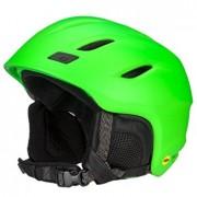 Шлем Giro NINE (Matte Bright Green) 17-18