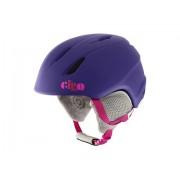 Шлем детский Giro Launch (matte purple) 17-18