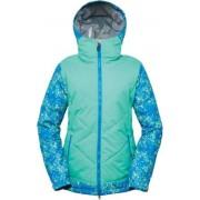 Куртка 686 Women`s jacket Authentic Rhythm Blue