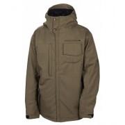 Куртка 686 Mannual Legacy Ins Jacket (Texture chocolate)