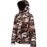 Куртка 686 Mannual Fluid Jacket (chocolate)