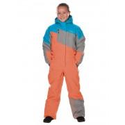 Комбинезон детский Snowheadquarter T-8811 (морковный)