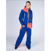 Комбинезон Snowheadquarter B-8718 (blue/orange)