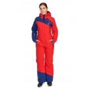 Комбинезон женский Snow Headquarter B-8882 красный