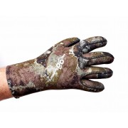 Перчатки Aquadiscovery 5-пал. анатом. зелен. NEW 7мм