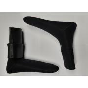 Носки Aquadiscovery 7мм c двойной обтюр. нейлон