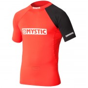 Гидромайка  Mystic Event Rashvest Chest LOGO red