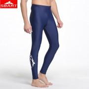 Леггинсы брюки Sbart 806 (blue/white)