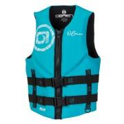 Жилет спасательный O'Brien Vest traditional aqua