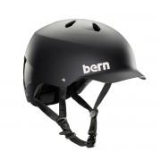 Шлем для водных видов спорта Bern Watts H2O Matte Black S20