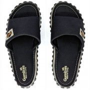 Шлепки Gumbies Slide Black S20
