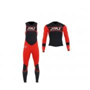 Гидрокостюм Jetpilot Matrix Race John and Jacket Red/Black