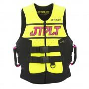 Жилет водный ЖЕН. Jetpilot Matrix Race Yellow/Pink S20