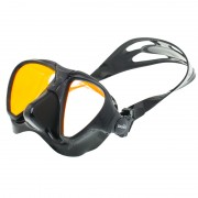 Маска Marlin Sigma Black + Yellow LENS