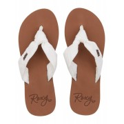 шлепки ROXY PAIA IV J SNDL WC6 White/Chocolate