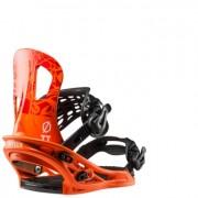 Крепления для сноуборда Flux TT 17-18 TT 17-18 (Orange)