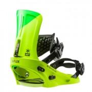 Крепления для сноуборда Flux XF 17-18 (Neon Yellow)