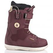 Ботинки Deelux ID LARA PF (Burgundy) S21